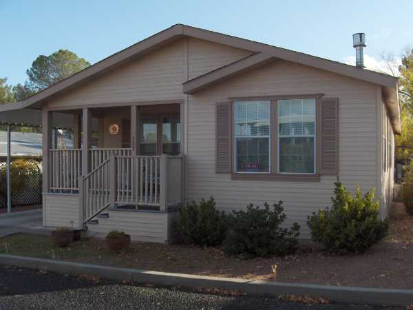Retirement Living Cavco Mobile Home For Sale Sedona