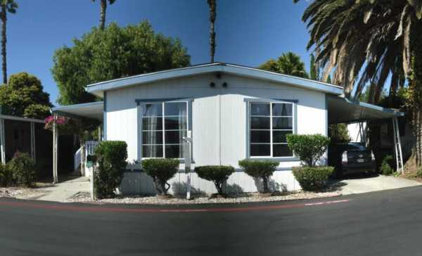 Retirement Living Dualwide Mobile Home For Sale San Jose