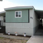 Retirement Living Fleetwood Mobile Home For Sale Fremont