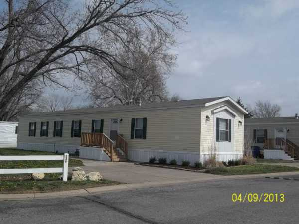 Retirement Living Fleetwood Mobile Home For Sale Wichita