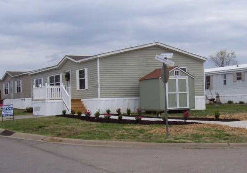 Retirement Living Manufactured Home For Sale Somerset