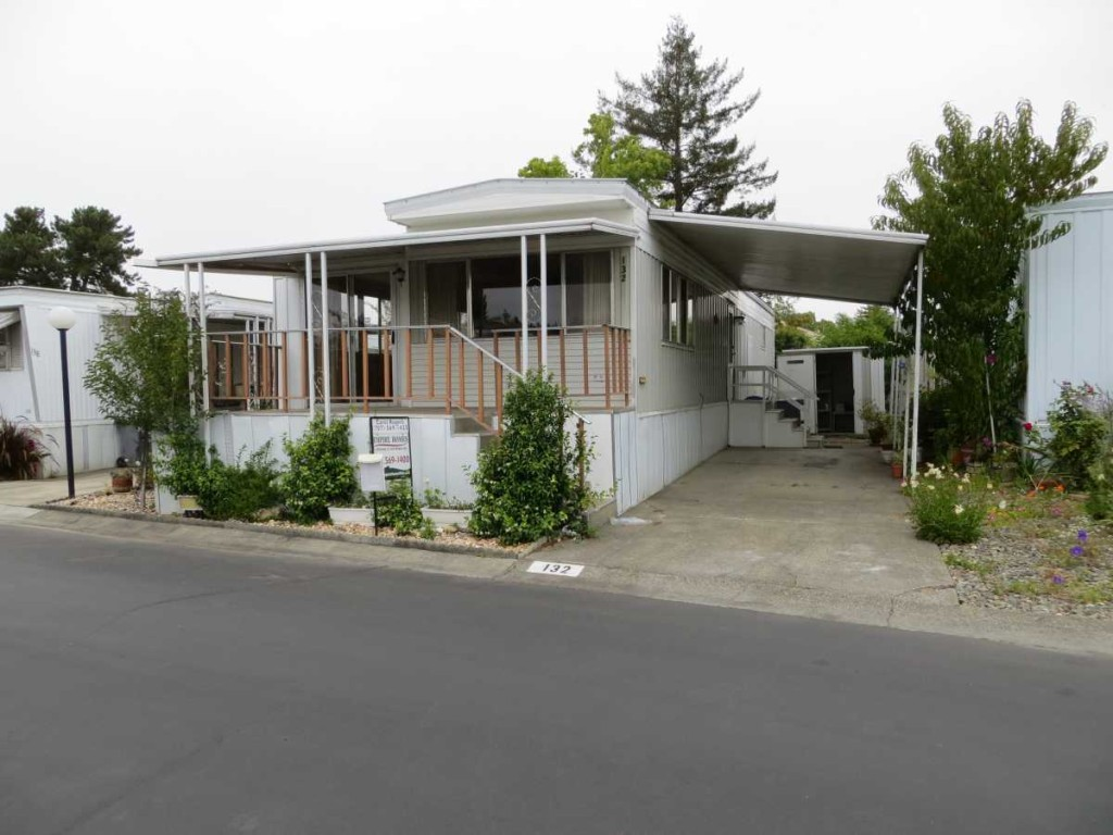 Retirement Living Rex Mobile Home For Sale Santa Rosa