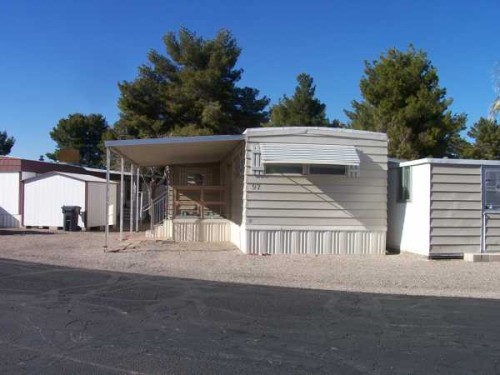 Retirement Living Sheffield Mobile Home For Sale Tucson