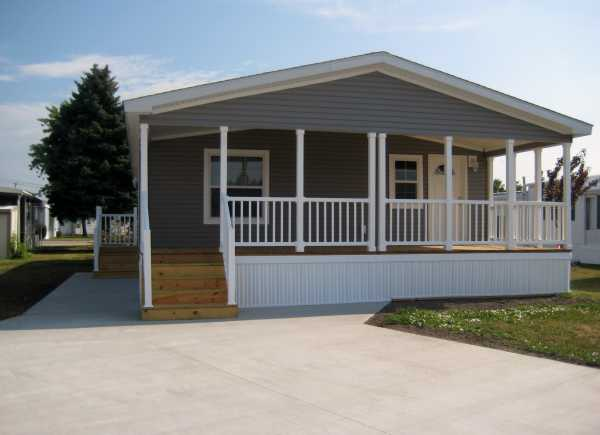 Retirement Living Skyline Mobile Home For Sale Walbridge