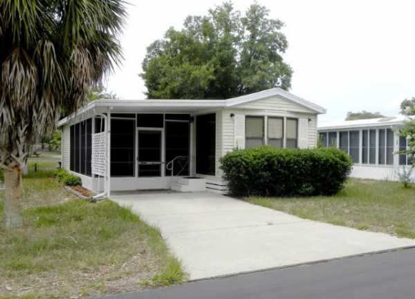 Retirement Living Twin Manufactured Home For Sale Deland