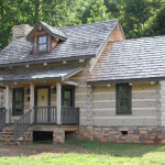 Ridge Log Homes North Carolina Hand Crafted Custom Home Builder