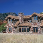 Rimrock Log Home Floor Plans