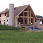 River Valley Log Homes Kuhns Bros Representative
