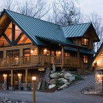 Rocky Mountain Log Homes This Brand Has Their Passionate Messaging The