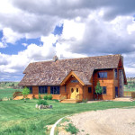 Roofing Options For Your Log Home Real Style