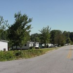 Rosalee Drive Greenville Mobile Home Community
