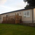 Roughcast Mobile Chalet Type Home For Sale From Strabane