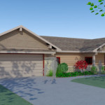 Rustic Residential Modular Home Traditional Exterior Milwaukee