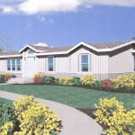 Sample Plus Exterior Available Some Golden West Homes