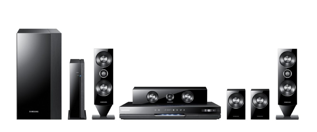 Samsung Htd Blu Ray Home Theater System