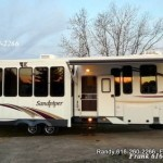 Sandpiper Bhok Fifth Wheel Bunkhouse For Sale Wyoming Michigan