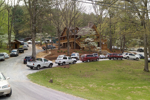 Satterwhite Log Homes Ellijay Georgia Office Flickr