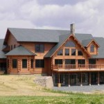 Savvy Log Home Manufacturers Find Success Selling American Houses