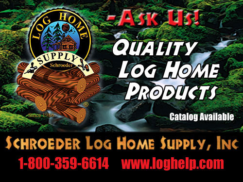 Schroeder Log Home Supply Old House Journal Restoration Services And
