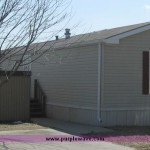Schultz Single Wide Mobile Home Three Bedroom