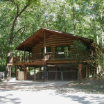 Secluded Log Home Near Grand Lake For Sale