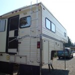 Security Timberline Camper For Sale Nanaimo