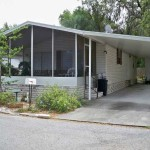 Senior Retirement Living Glen Mobile Home For Sale Tampa