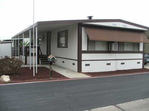 Senior Retirement Living Golden West Mobile Home For Sale
