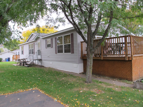 Senior Retirement Living Mobile Home For Sale Blaine