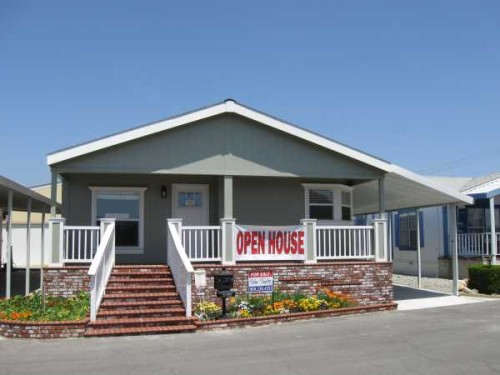 Senior Retirement Living Mobile Home For Sale Verne