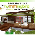 Sensational Illustration Green Home Plans Prlog