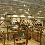 Set Indianapolis Log Home And Timber Frame Show