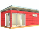 Shed Kit Backyard Office Prefab Building