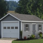 Sheds Unlimited Inc Single Car Garages From
