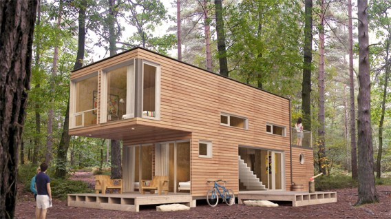 Shipping Container Buildings For Homes And Outbuildings