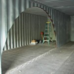 Shipping Container Cabin Shelter Green Building Forum Permies