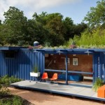 Shipping Container Guest House San Antonio