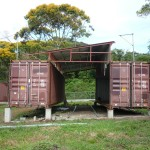 Shipping Container Homes House Panama