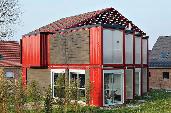 Shipping Container Homes Structures Designed Urban Touch