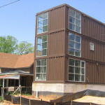 Shipping Container House Atlanta Flickr Sharing