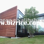 Shipping Container House For Barbershop China Prefab Houses Sale