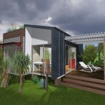 Shipping Container House Small Designs