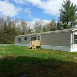 Single Wide Mobile Home For Sale Chester Maine