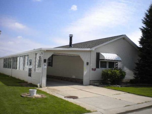 Skyline Sunset Ridge Manufactured Home For Sale Macomb