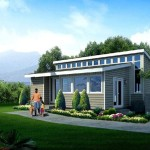 Small Green Homes Create Environmentally Friendly Home Elegant