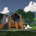 Small Green Homes Create Environmentally Friendly Home Modern