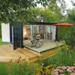 Small Green Homes Create Environmentally Friendly Home Sweet