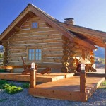 Small Log Homes Easy And Quick Steps Building
