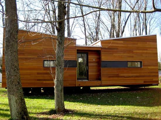 Small Modular Homes Sustain Design Studios Modern Prefab And