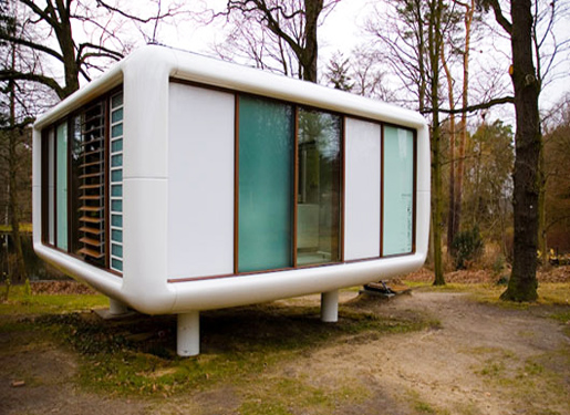 Small Modular Homes Type Loftcube